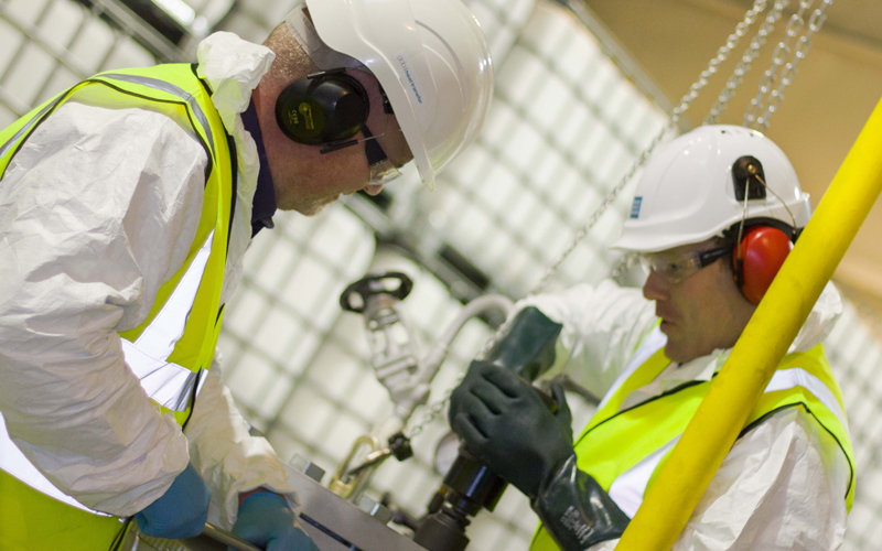 Our heat transfer management services can help you improve productivity